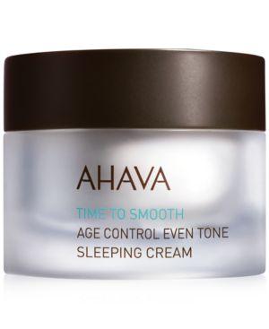 Image of Ahava Age Control Even Tone Sleeping Cream