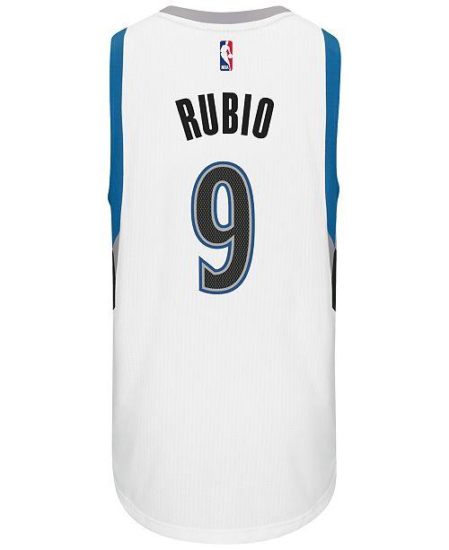 acc4f575cb4 ... adidas Men s Ricky Rubio Minnesota Timberwolves Swingman Jersey ...