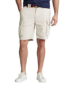 "Men's Big and Tall 10"" Classic Gellar Cargo Short"