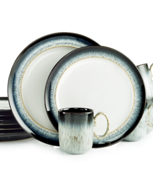 Denby Halo 12Pc Dinnerware Set Service for 4