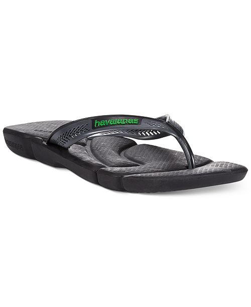 caa68c837f32 Havaianas Men s Power Flip Flops   Reviews - All Men s Shoes - Men ...