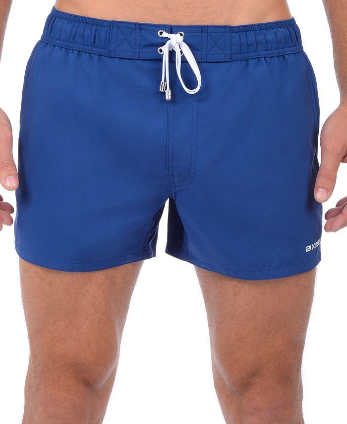 2(x)ist - Solid Ibiza Volley Shorts