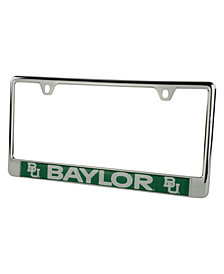 Stockdale Baylor Bears Laser License Plate Frame