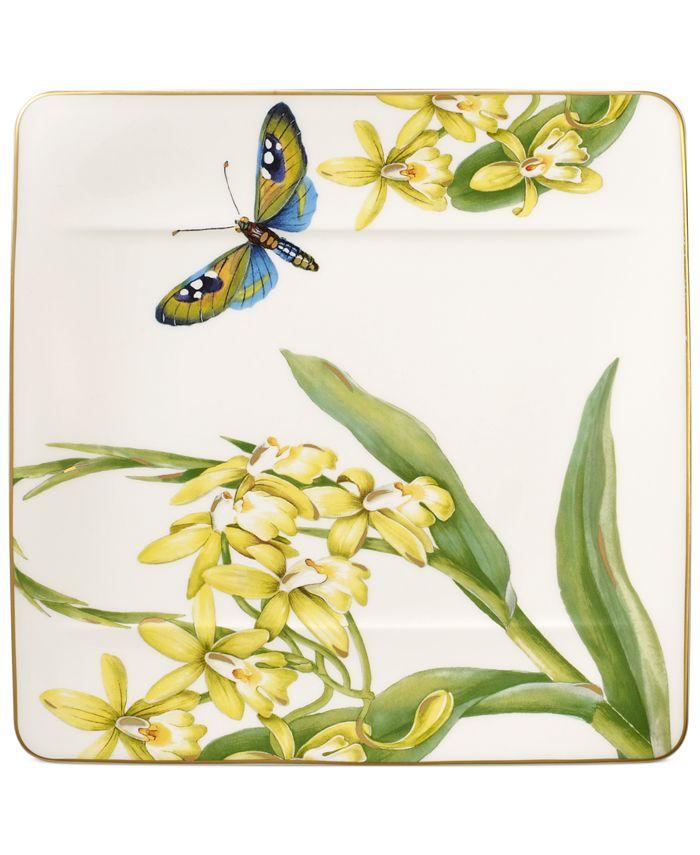 Villeroy & Boch - Amazonia Square Salad Plate