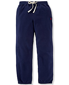 Ralph Lauren Fleece Pants, Big Boys