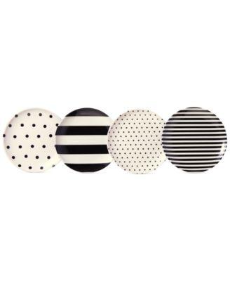 Raise a Glass Black and White Coasters