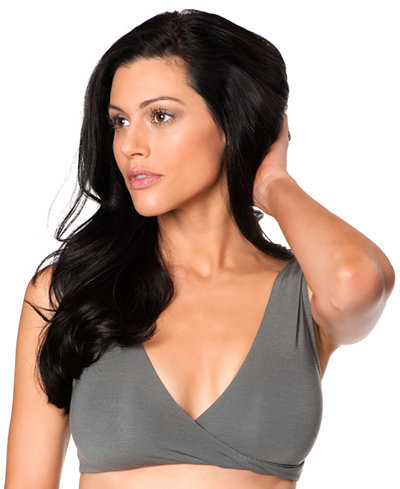 A Pea In The Pod Maternity Nursing Wrap Sleep Bra