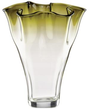 Closeout! Lenox Organics Ombre Centerpiece Vase 12
