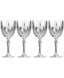 Marquis By Waterford Markham Goblet, Set of 4