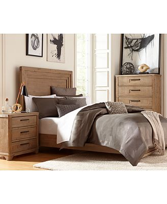 Summerside Bedroom Furniture Created For Macy 39 S Furniture Macy 39 S