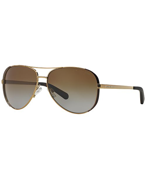 83434a0a2a ... Michael Kors CHELSEA Polarized Sunglasses