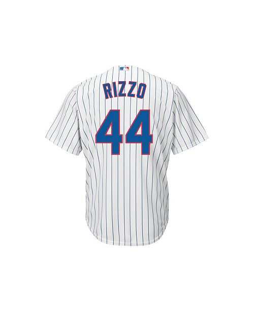 8ca1401be ... Majestic Men s Anthony Rizzo Chicago Cubs Player Replica Jersey ...