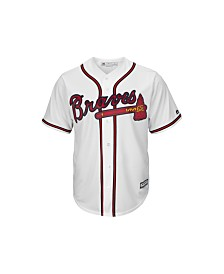 Majestic Men's Atlanta Braves Replica Jersey