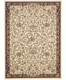 kathy ireland Home Antiquities Timeless Ivory Area Rugs