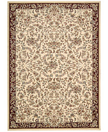 kathy ireland Home Antiquities Timeless Elegance Ivory Area Rugs
