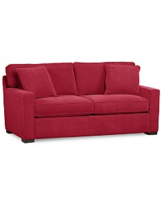 Red Loveseats Sofas & Couches - Macy\'s