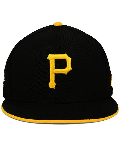 amazing selection quality products amazing price New Era Pittsburgh Pirates Coop Flip 9FIFTY Snapback Cap & Reviews ...