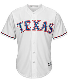 Majestic Men's Texas Rangers Replica Jersey