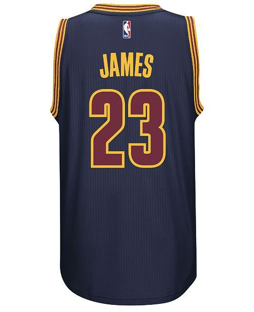 ... adidas Men s LeBron James Cleveland Cavaliers Swingman Jersey ... 985a03f5d8