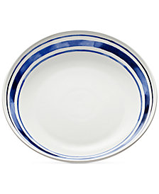 Ralph Lauren Cote D'Azur Shallow Serving Bowl
