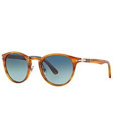 Polarized Sunglasses , PERSOL PO3108S 49P