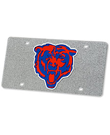Stockdale Chicago Bears Glitter License Plate