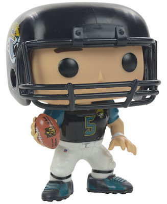 Funko blake bortles jacksonville jaguars figure sports for International decor outlet jacksonville