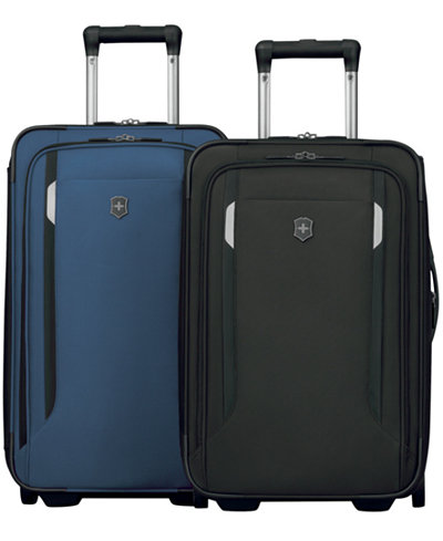 Victorinox Werks Traveler 5.0 Spinner Luggage - Luggage ...