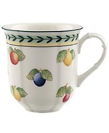 Villeroy & Boch Dinnerware, French Garden Fleurence Mug