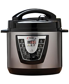 XL 6-Qt. Power Pressure Cooker