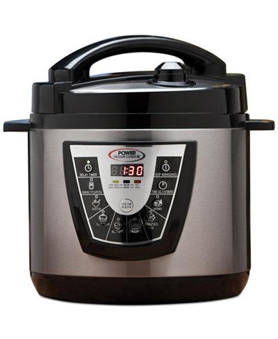 Tristar Xl 6 Qt Power Pressure Cooker Electrics