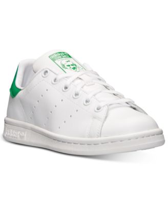 best website 7718e 4676b Big Boys' Originals Stan Smith Casual Sneakers from Finish Line
