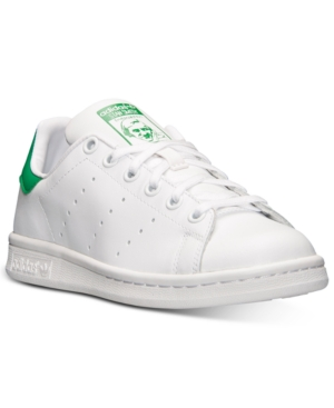 adidas Boys Stan Smith Casual Sneakers from Finish Line