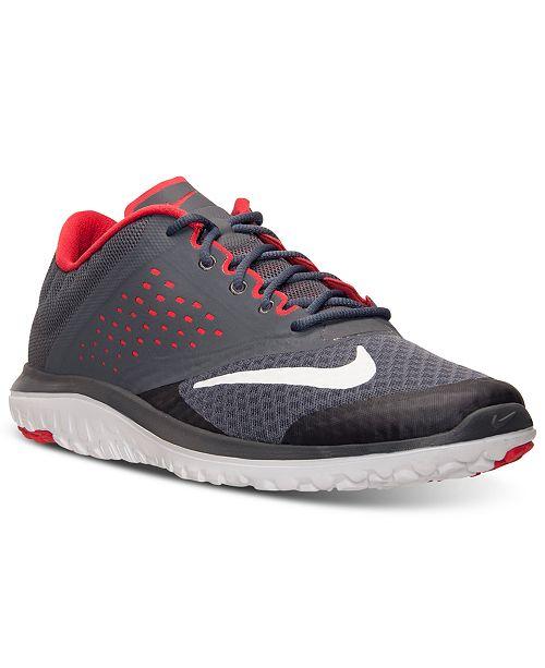 5dea1cdd63f Nike Men s FS Lite Run 2 Running Sneakers from Finish Line ...