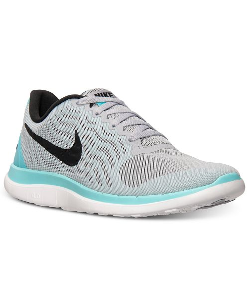 outlet store 9c347 bd0e5 Nike Women's Free 4.0 V5 Running Sneakers from Finish Line ...