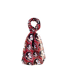 Forever Collectibles Florida State Seminoles All Over Logo Infinity Scarf
