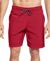 71a7f475fad23 Tommy Hilfiger Mens Swimwear & Men's Swim Trunks - Macy's