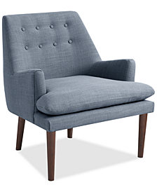 Abbott Fabric Chair, Quick Ship