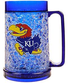 Memory Company Kansas Jayhawks 16 oz. Freezer Mug