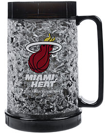 Memory Company Miami Heat 16 oz. Freezer Mug
