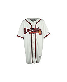 Kids' Atlanta Braves Replica Jersey, Big Boys (8-20)