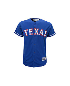 Majestic Texas Rangers Replica Jersey, Big Boys