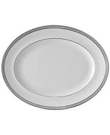 Monique Lhuillier Waterford Opulence Medium Oval Platter