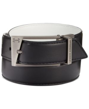 Under Armour Reversible Faux-Leather Golf Belt 2159255
