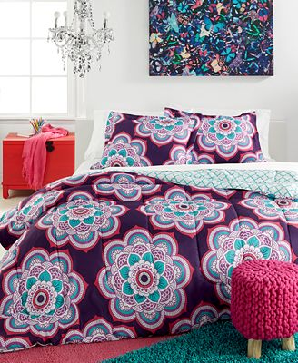 Closeout Berry Medallion 2 Pc Twin Twin Xl Comforter Set