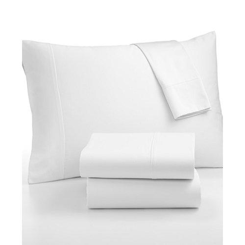 Egyptian Cotton Sateen 6-Pc Queen Sheet Set