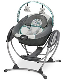 Baby Swinging Glider LXP Affini Chair