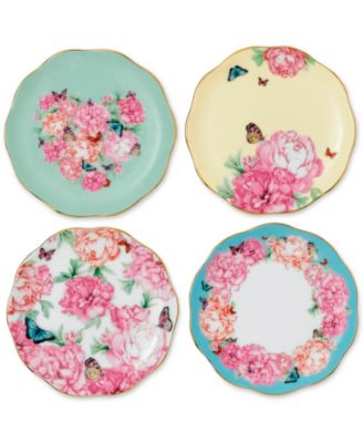 Miranda Kerr for  Tidbit Plates Set of 4