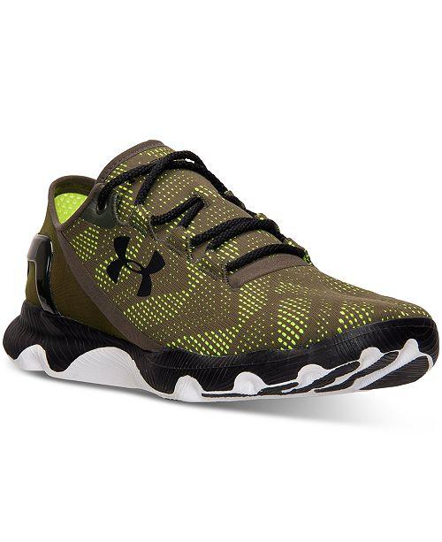 big sale 05011 c0b34 Under Armour Men's Speedform Apollo Vent Running Sneakers ...
