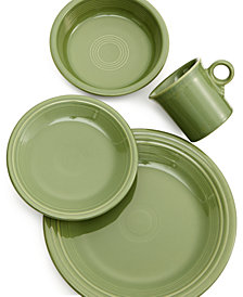 Fiesta Sage 4-Pc. Place Setting